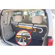 日本 CRETOM 汽車用車內椅背掛勾雨傘架