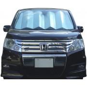 日本 CRETOM 汽車用堅固耐用太陽擋遮光板