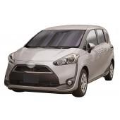 日本 CRETOM 汽車用SIENTA 擋風玻璃消臭抗菌隔熱擋太陽擋遮陽擋