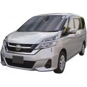 日本 NISSAN 日產 SERENA C27 專用 擋風玻璃隔熱擋太陽擋遮陽擋