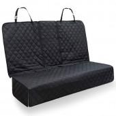 汽車用 豪華型後座後三座位防污墊寵物墊座椅套椅墊防水防污