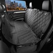 汽車用 後座後掛三座位防污墊寵物墊座椅套