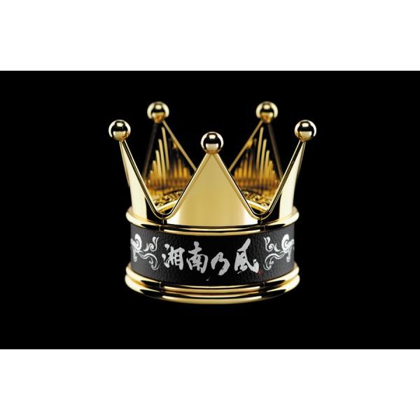 日本 DAD X 湘南乃風 金色皇冠香水香薰香座擺設 ( 設有補充裝 )