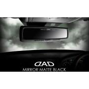 日本 DAD 汽車用 啞黑色 車內倒後鏡 加闊鏡 盲點鏡