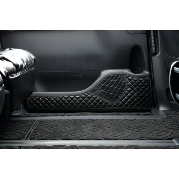 日本 DAD TOYOTA 豐田 NOAH VOXY ESQUIRE 80系 汽車用車門板司機位乘客位防踢墊防花墊