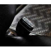 日本 DAD 汽車用安全帶扣閃石裝飾施華洛世奇 RK RP3 RB GE GK ALPHARD VELLFIRE 20系 30系