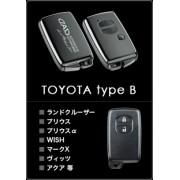 日本 DAD 豐田專用車匙套(B)