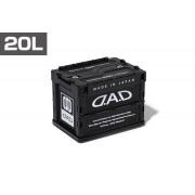 日本製 DAD GARSON 多用途汽車用可摺疊尾箱盒收納箱雜物箱 - S( 20L )