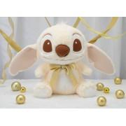 日本 聖誕造型 STITCH 史迪仔大公仔毛公仔抱枕