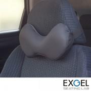 日本製 EXGEL 汽車用超舒適頸枕