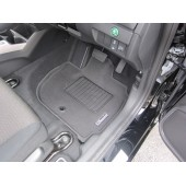 日本 CLAZZIO 本田 JAZZ FIT GK3 GK4 GK5 GK6 全車專用地膠---黑色 ( 訂貨 )