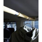 日本 JKM 汽車用座椅扶手掛杆掛衣架登山扣用爬山扣用魚竿滑浪板收納固定杯 (卡其色 / 深灰色/ 綠色 )