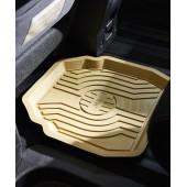 日本製 JKM 汽車用車頭前座後座防水防污地膠 PVC 地毯司機位乘客位 ( 4色可選 )