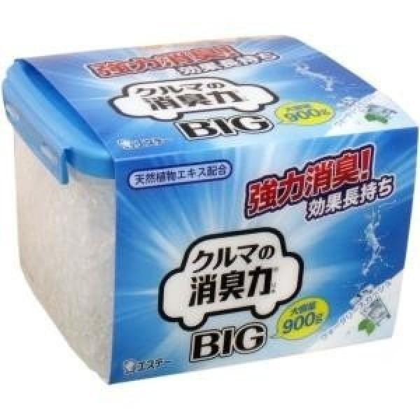 日本 汽車用車內消臭劑香薰座香盒900g大盒裝 --- 韓國製