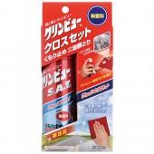 日本製 汽車用多功能玻璃清潔劑二合一 ( 去油膜 + 防霧 )