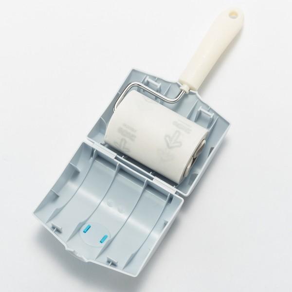 日本 汽車用車內清潔擦貼紙擦黏貼擦