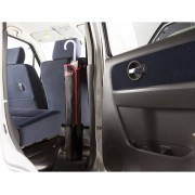 日本 COLEMAN 汽車用車內椅背雨傘袋