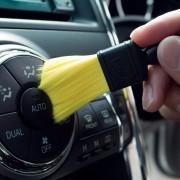 日本 車內冷氣出風口飾件專用清潔擦除塵擦
