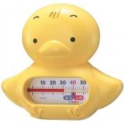 日本製 嬰兒用 測水溫 溫度計 可浮面 鴨仔款 浴缸用 沖涼用 0℃~50℃
