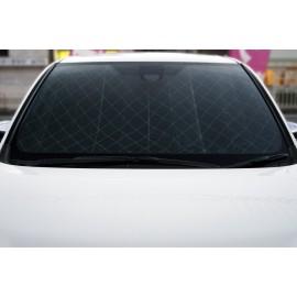 日本 MELTEC 汽車用NOAH VOXY 80系擋風玻璃消臭抗菌隔熱擋太陽擋遮陽擋