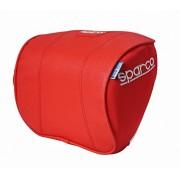 意大利 SPARCO 汽車記憶棉頸枕腰枕