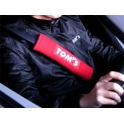 日本 TOM'S 汽車安全帶套
