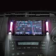 日本 KASHIMURA 12V 24V 汽車用 貨車用 LED房燈7色燈氣氛燈裝飾燈房燈