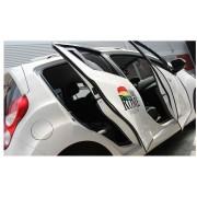 韓國 SNAKE 汽車用車身門邊金屬防撞條防花條