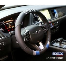 意大利SPARCO汽車賽車軚環套藍黑色紅黑色