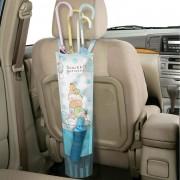 日本 MEIHO 汽車用椅背角落生物雨傘袋遮袋收納袋