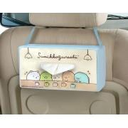 日本 SUMIKKO GURASHI 角落生物 汽車用座椅背專用紙巾盒紙巾袋