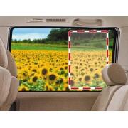 日本 MIRAREED 汽車用透明玻璃貼膜美白保護防曬貼