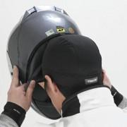 日本製 電單車 頭盔專用內層帽內帽內層保護頭頂罩 2個裝 ( 抗菌+消臭)