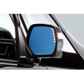 日本 MUGEN 無限 HONDA 本田 STEPWGN RP1 RP3 SPADA 專用倒後鏡藍鏡廣角鏡LED指揮燈