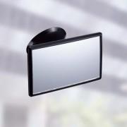 日本 NAPOLEX 汽車用車內方型倒後鏡附加鏡盲點鏡