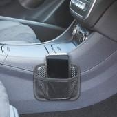 日本 NAPOLEX 汽車用碳纖紋雜物袋
