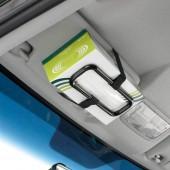 日本 NAPOLEX 汽車用紙巾盒多用途收藏架