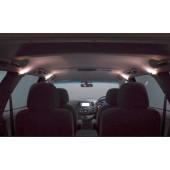日本 NAPOLEX 12V 汽車用車內LED房燈劇院燈 --- 可調光暗