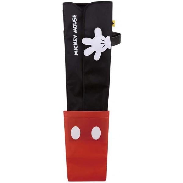 日本 NAPOLEX 汽車用米奇老鼠雨傘袋