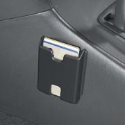 日本 NAPOLEX  汽車內用卡片架咭片夾名片套咭片套