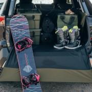 日本 OGC 汽車用車尾箱行李箱防污墊保護墊 SUV 4WD