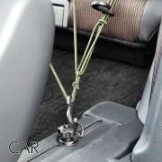 日本 OGC 汽車用路軌專用掛勾掛鈎固定器 ( 2個裝 )