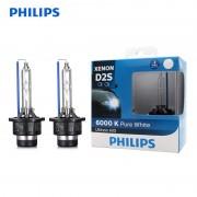 德國製 PHILIPS 飛利浦 汽車用 HID 氙氣車燈 6000K D2S 香港行貨 三年保養 ( 一對裝 )