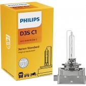 德國製 PHILIPS 飛利浦 汽車用 原裝原廠 XENON HID 氙氣 車頭燈 D3S 4200K ( 一個裝 )