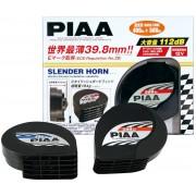 日本製造 PIAA 汽車用汽車喇叭響安響鞍警號響號 400Hz+500Hz 112dB ( 一對裝 )