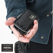 日本製 PORTER 多功能車匙包咭片袋車匙袋