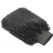 日本 PROSTAFF 洗車用長毛蟲蟲手套海綿 鍍膜車可用