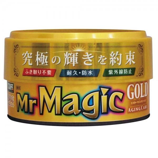 日本製 PROSTAFF 魔術師汽車用車身遮紋打蠟防水速效蠟