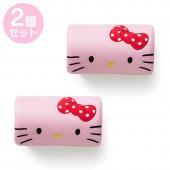日本 SANRIO HELLO KITTY 汽車用頭枕頸枕粉紅色 ( 一對裝 )
