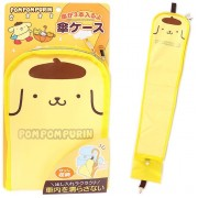 日本 SANRIO POMPOMPURIN 布甸狗布丁狗汽車用椅背椅邊雨傘袋